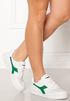 Diadora B. Elite Shoes White/Jelly Bean Bubbleroom.eu