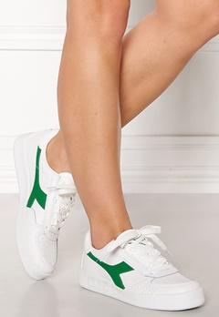 Diadora B.Elite Original Shoes White/Jelly Bean Bubbleroom.eu