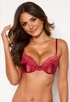 DORINA Anderson Push Up Bra E71-Red Bubbleroom.eu