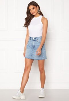 Dr. Denim Mallory Denim Skirt Destiny Blue Bubbleroom.eu