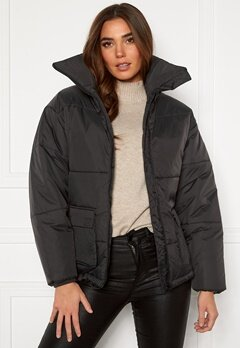 Dr. Denim Whitney Puffer Jacket B85 Graphite Bubbleroom.eu