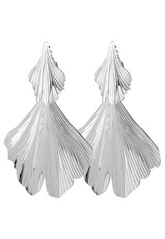 Dyrberg/Kern Drika Shiny Earrings Crystal Bubbleroom.eu