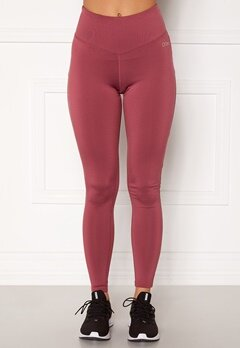 Drop of Mindfulness Bow II Leggings 525 Rose Bubbleroom.eu