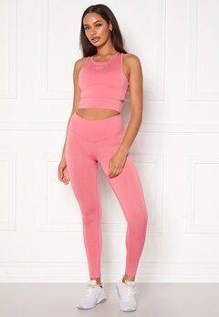 Drop of Mindfulness BOW II Leggings Pink Coral Bubbleroom.eu