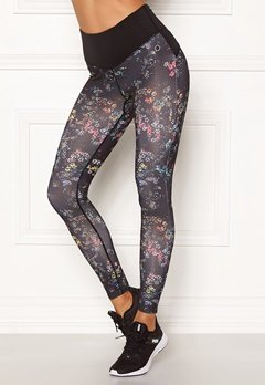 Drop of Mindfulness Bow II Sport Tights 938 Dragonfly Bubbleroom.eu