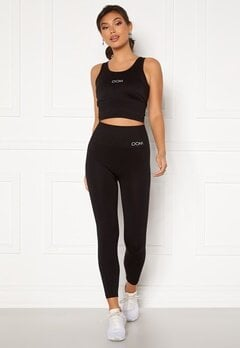 Drop of Mindfulness Cora Seamless Leggings 001 Black Bubbleroom.eu