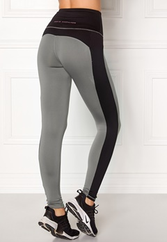 Drop of Mindfulness Emma Training Tights Grey /Black Bubbleroom.eu
