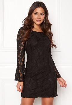 DRY LAKE Beatrice Dress Black Bubbleroom.eu