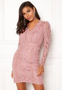 DRY LAKE Miranda Dress Misty Rose Bubbleroom.eu