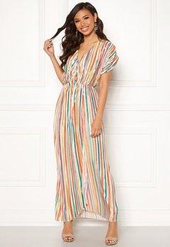 DRY LAKE Sunny Long Dress Carousel Print Bubbleroom.eu