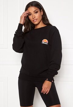 Ellesse El Haverford Crewneck Black Black Bubbleroom.eu