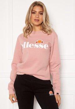 Ellesse El Agata Sweatshirt Crewneck Pink Bubbleroom.eu