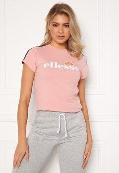 Ellesse El Malis Tee T-Shirt Pink Bubbleroom.eu