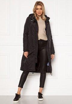 Ellesse Mundia Parka Jacket Outwear Black Bubbleroom.eu