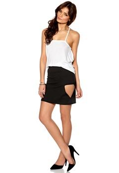 Make Way Eloise skirt Black Bubbleroom.eu
