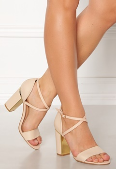 Truffle Fallon High Heel Sandals Nude Bubbleroom.eu