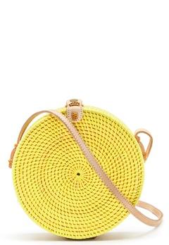 Farrow Rolling Roundie Bag Yellow Bubbleroom.eu
