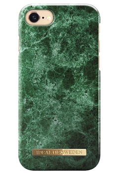iDeal Of Sweden Fashion Case iPhone Green Marble Bubbleroom.eu