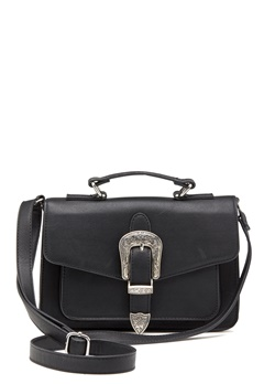 Pieces Faustine Cross Body Black Bubbleroom.eu