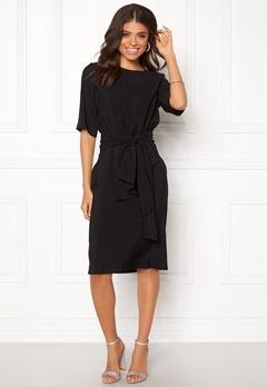 DAGMAR Faustine Dress Black Bubbleroom.eu