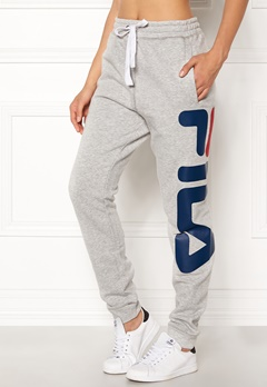 FILA Classic Basic Sweatpants Light Grey Melange Bubbleroom.eu