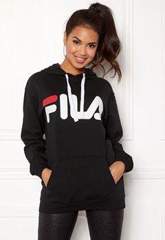 FILA Classic Logo Hood Kangaro Black Bubbleroom.eu