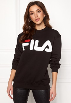FILA Classic Logo Sweat Black Bubbleroom.eu