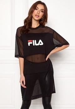 FILA Emily Tee Dress Black Bubbleroom.eu
