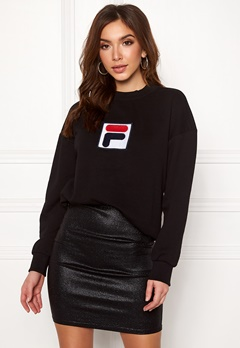 FILA Erika Crew Sweat Black Bubbleroom.eu