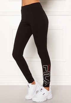 FILA Flexy Leggings 002 Black Bubbleroom.eu