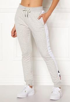 FILA Freya Sweat Slim Pant Light Grey Mel Bubbleroom.eu