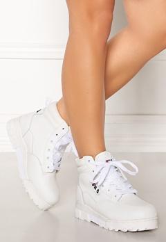 FILA Grunge L Mid Boots White Bubbleroom.eu