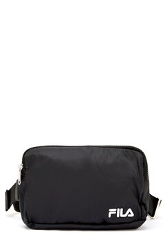 FILA Nylon Waist Bag Monki 002 Black Bubbleroom.eu