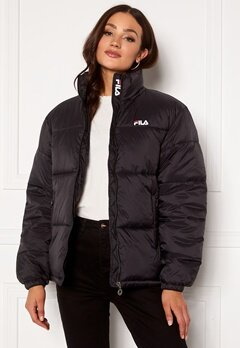 FILA Sussi Puff Jacket 002 black Bubbleroom.eu