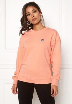 FILA Suzanna Crew Sweat Salmon Bubbleroom.eu