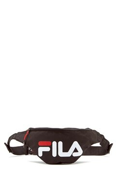 FILA Waist Bag Slim 002 Black Bubbleroom.eu
