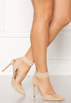 Francesco Milano Fascia High Heel Beige Bubbleroom.eu
