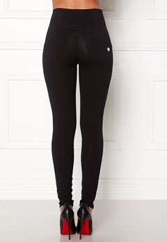 FREDDY Skinny Shaping HW Legging Black Jerse Bubbleroom.eu