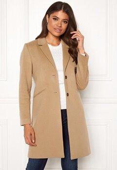 GANT Classic Tailored Coat 213 Warm Khaki Bubbleroom.eu