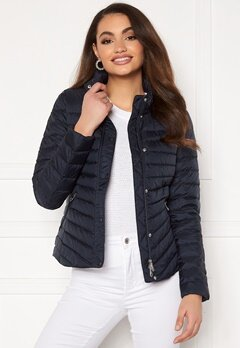 GANT Light Down Jacket Evning Blue Bubbleroom.eu