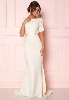 Zetterberg Couture Gavi Dress Light Creme Bubbleroom.eu