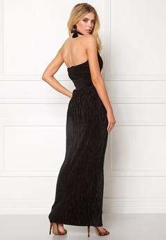Girl In Mind Long Dress Black Bubbleroom.eu