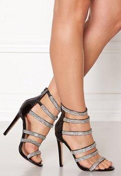 Glossy Milan High Heel Shoe Blk Bubbleroom.eu