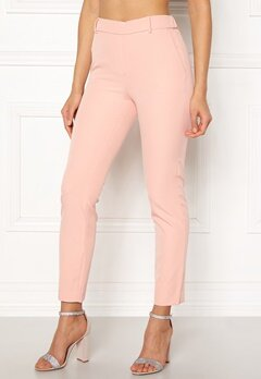 ONLY Glowing Mid Ankle Pant Cameo Rose Bubbleroom.eu