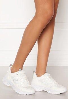 Guess Flaus Sneakers White Bubbleroom.eu