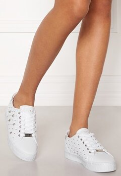 Guess Gladiss Sneakers White Bubbleroom.eu