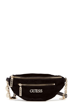Guess Ronnie Crossbody Bag Black Bubbleroom.eu