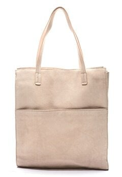 Pieces Gwen Suede Shopper Rose Dust Bubbleroom.eu