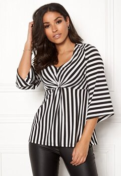 Happy Holly Alessa top Striped Bubbleroom.eu