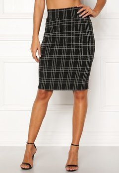 Happy Holly Alexandra skirt Checked Bubbleroom.eu